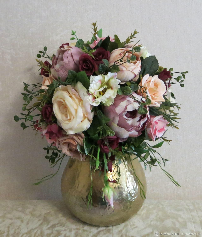 Белые букеты цветы фото