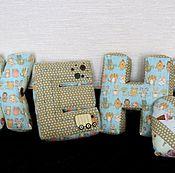 Для дома и интерьера handmade. Livemaster - original item letters pillow. Handmade.