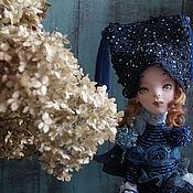 Портретная кукла ручной работы. Ярмарка Мастеров - ручная работа Ангел-Пташка Аграфена. Handmade.