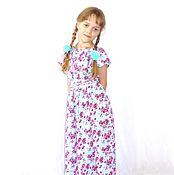 Работы для детей, handmade. Livemaster - original item Dress staple for girls