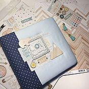 Канцелярские товары ручной работы. Ярмарка Мастеров - ручная работа Фотоальбом для малыша. Handmade.