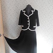 Одежда ручной работы. Ярмарка Мастеров - ручная работа костюм -9. Handmade.