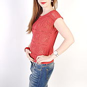 Одежда handmade. Livemaster - original item top