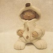Куклы и игрушки ручной работы. Ярмарка Мастеров - ручная работа Мои снега белее твоих снегов.. Handmade.