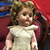 Винтаж handmade. Livemaster - original item Vintage doll