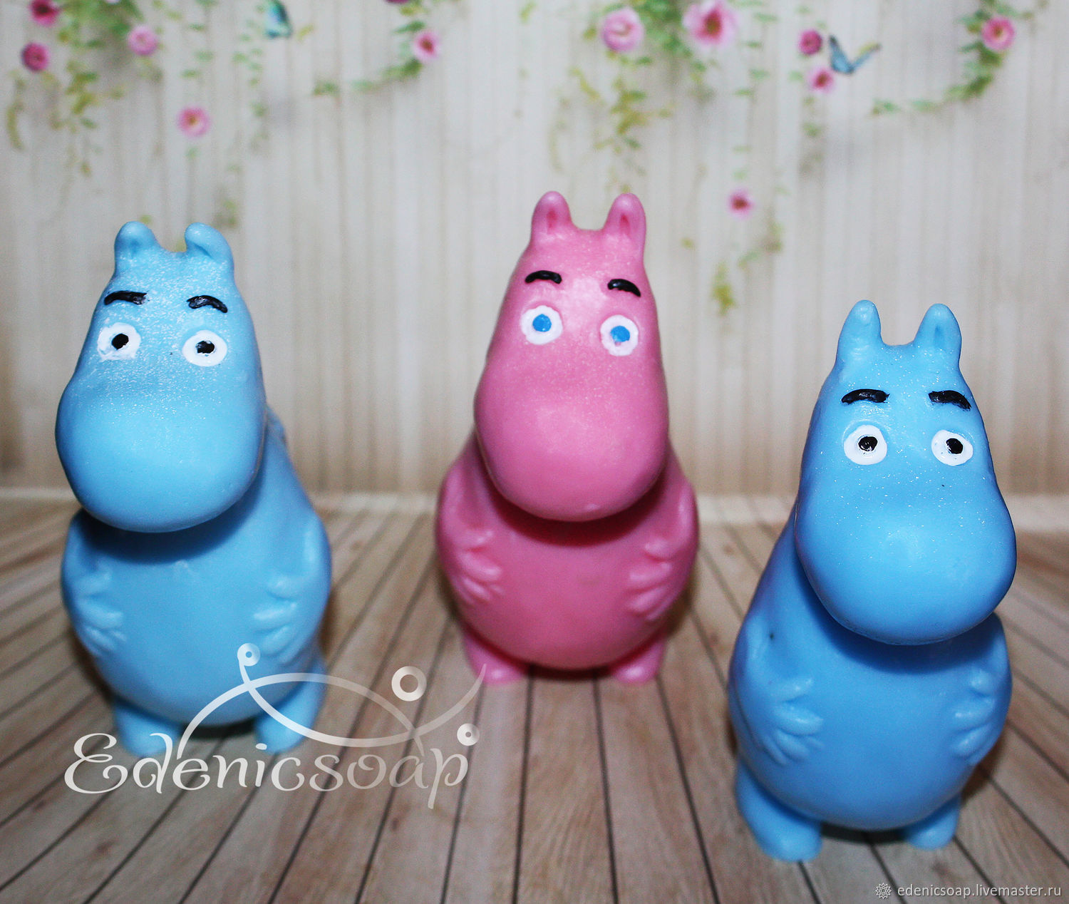 Moomin Figure Set amici