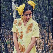 Одежда ручной работы. Ярмарка Мастеров - ручная работа March. Платье.. Handmade.