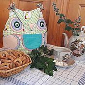 """Посуда ручной работы. Ярмарка Мастеров - ручная работа Грелка на чайник """"Лето"""". Handmade."""