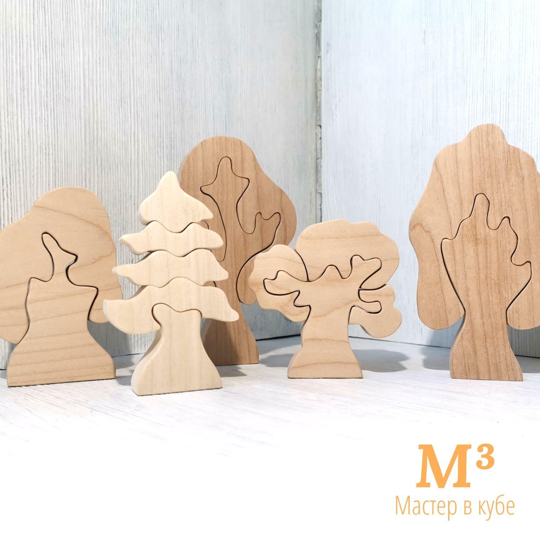 Деревья для сюжетно-ролевых игр, Игрушки, Иглино,  Фото №1