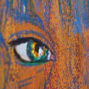 Картины и панно ручной работы. Ярмарка Мастеров - ручная работа Ваш Картонный Портрет. Handmade.