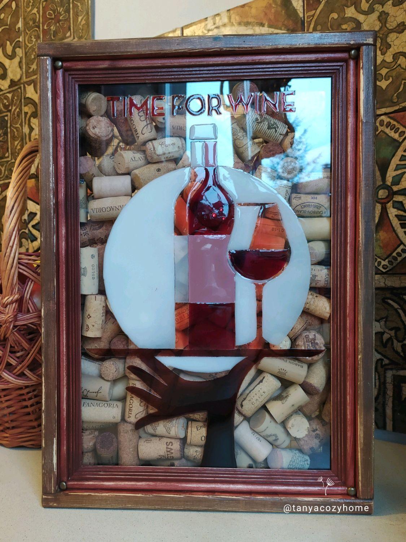 Копилка TIME for WINE для винных пробок и пробок от шампанского, Копилки, Москва,  Фото №1