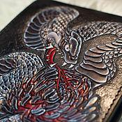 """Канцелярские товары ручной работы. Ярмарка Мастеров - ручная работа Блокнот """"Змей"""". Handmade."""