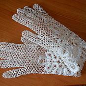 Аксессуары handmade. Livemaster - original item Vologda gloves.. Handmade.