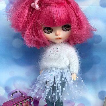 Куклы и игрушки ручной работы. Ярмарка Мастеров - ручная работа Кукла Блайз Мия. Handmade.