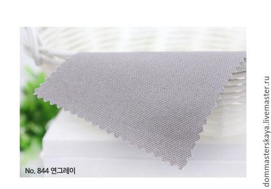 Шитье ручной работы. Ярмарка Мастеров - ручная работа. Купить 100% хлопок, Корея, оксфорд серый 844. Handmade. Разноцветный