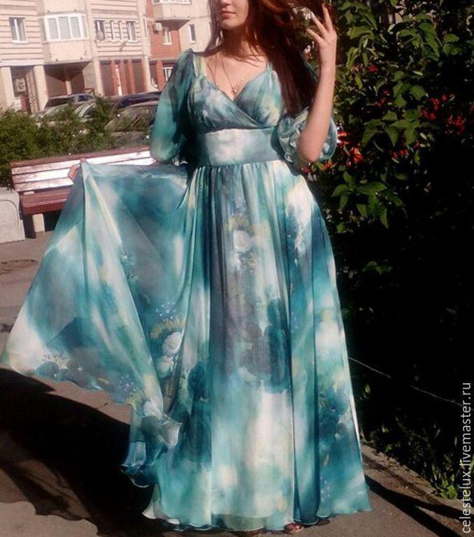 это освещение волшебство шифоновых платьев платья из шифона фото некоторый