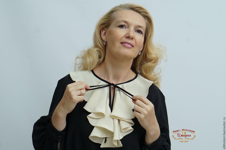Купить Блузку Из Натурального Шелка