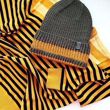 Accessories handmade. Livemaster - original item hat. Handmade.