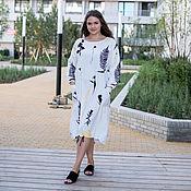 Одежда handmade. Livemaster - original item Dress made of viscose