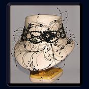 """Украшения ручной работы. Ярмарка Мастеров - ручная работа ожерелье """"Черная магия"""". Handmade."""