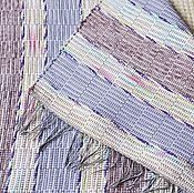Для дома и интерьера ручной работы. Ярмарка Мастеров - ручная работа Половик ручного ткачества (№ 135). Handmade.
