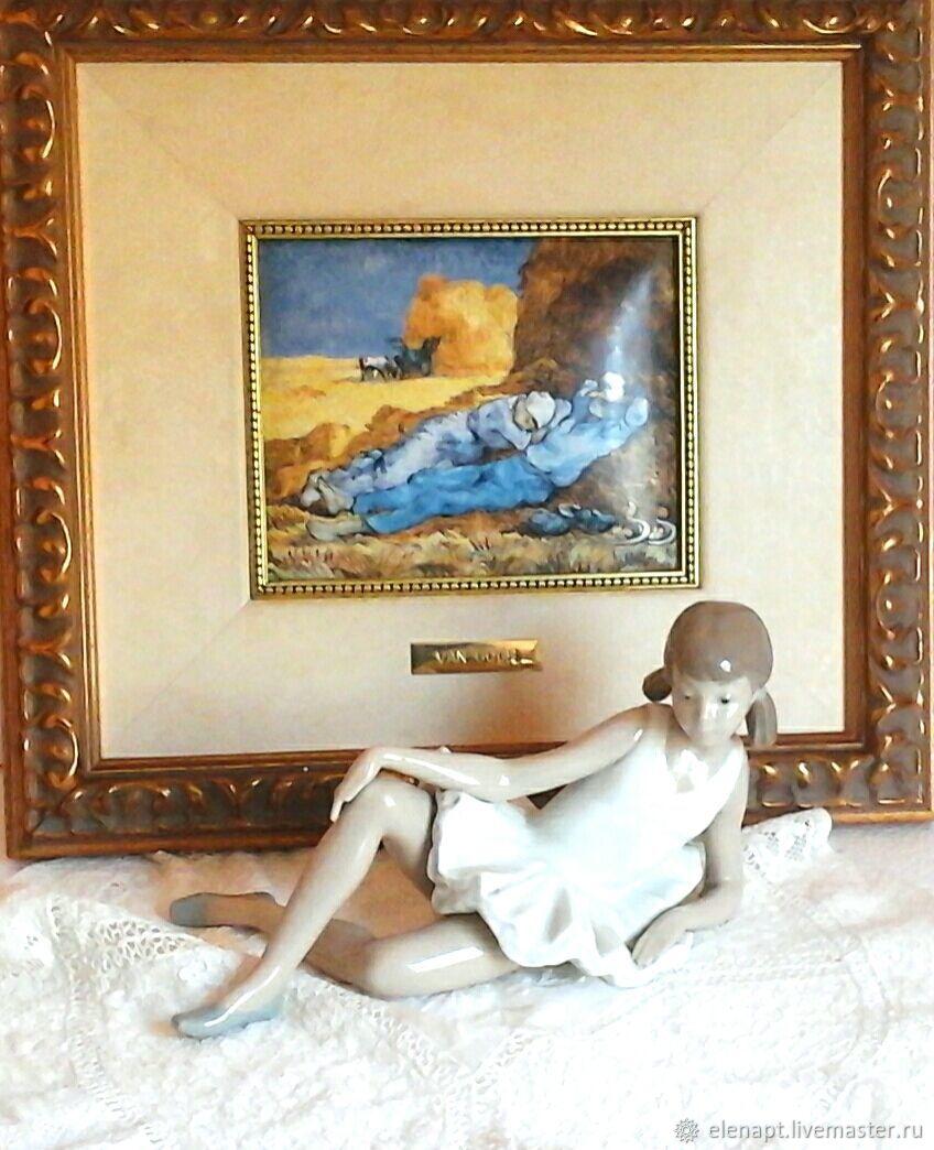 Vintage interior items: Wonderful beauty-ballerina NAO Lladro, Vintage interior, ,  Фото №1