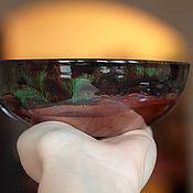 Посуда ручной работы. Ярмарка Мастеров - ручная работа Тарелка керамическая Янус. Handmade.