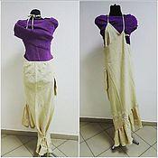 Одежда ручной работы. Ярмарка Мастеров - ручная работа летний комплект. Handmade.