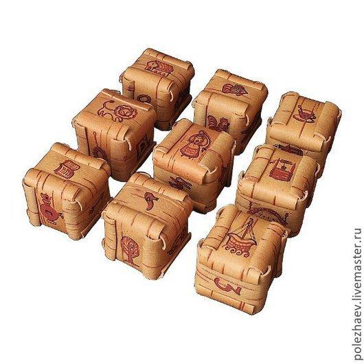 Развивающие игрушки ручной работы. Ярмарка Мастеров - ручная работа. Купить Сказочные истории - игра. Handmade. Кубики, детские погремушки