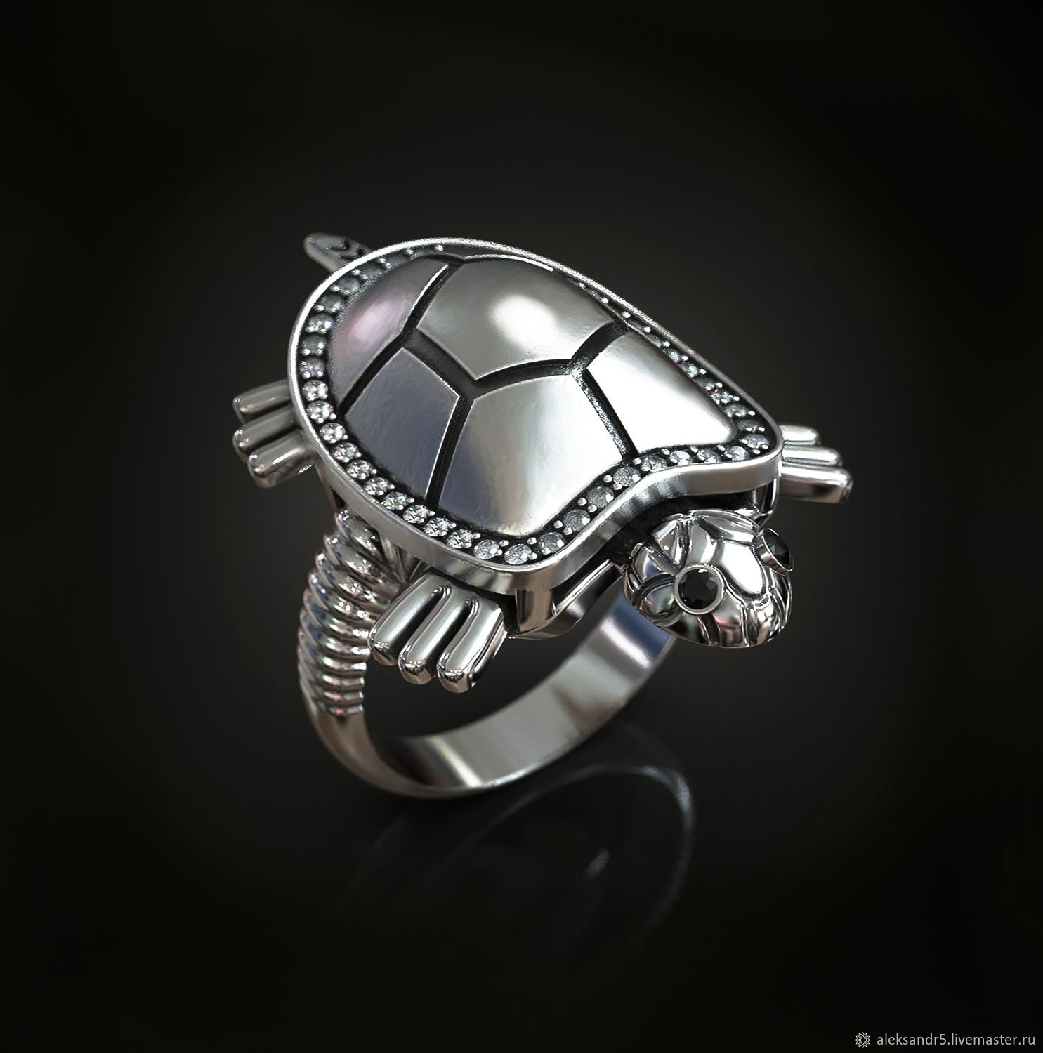 Turtle for Luck, Rings, Tolyatti,  Фото №1