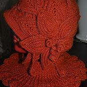 Аксессуары handmade. Livemaster - original item Knit kit. Handmade.