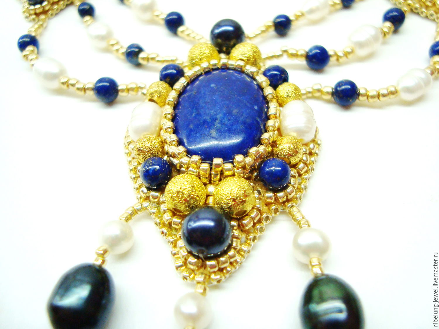 necklace gn golden dwarkesh product jewels