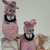 Куклы и игрушки ручной работы. Ярмарка Мастеров - ручная работа Поросятки. Handmade.