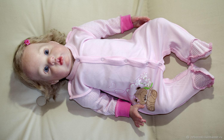 9501ca35b8c7 Reborn dolls by Elena Rogacheva · Baby Dolls   Reborn Toys handmade. Doll  reborn Michelle. Reborn dolls by Elena Rogacheva