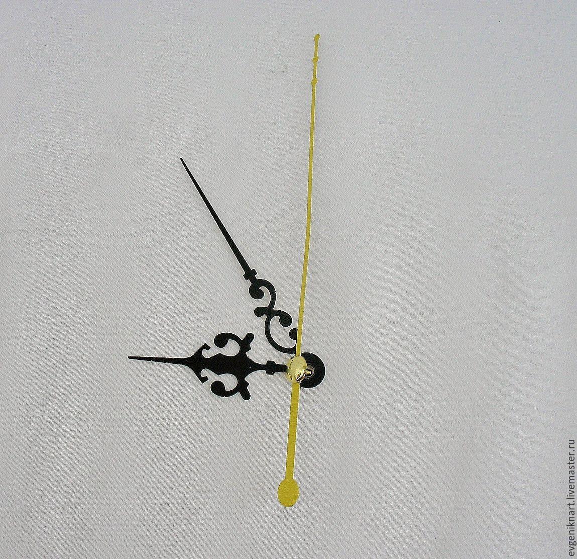 Как сделать часы своими руками из подручных средств (3 мастер) 45