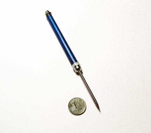 Для украшений ручной работы. Ярмарка Мастеров - ручная работа. Купить Инструмент с прямым фольфрамовым наконечником d3.0. Handmade.