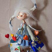 Куклы и игрушки ручной работы. Ярмарка Мастеров - ручная работа Томочка. Handmade.