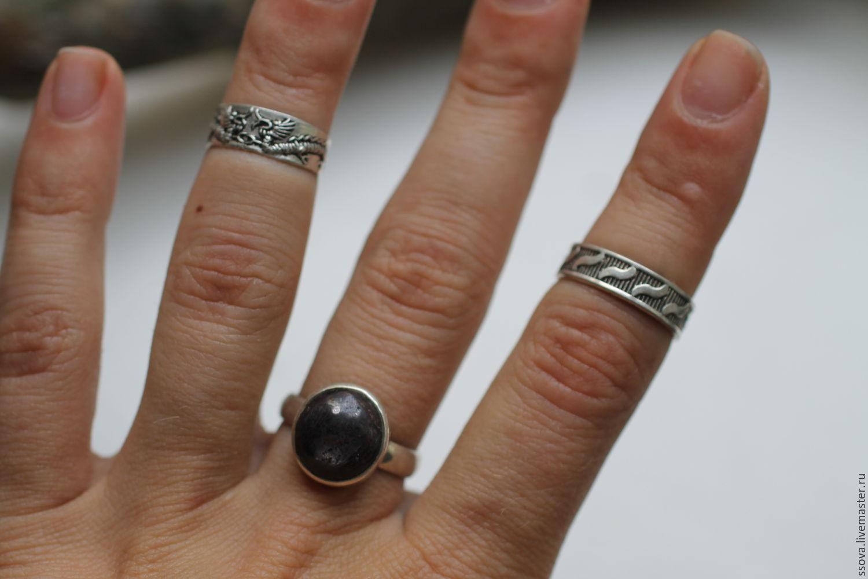 кольца на вторую фалангу
