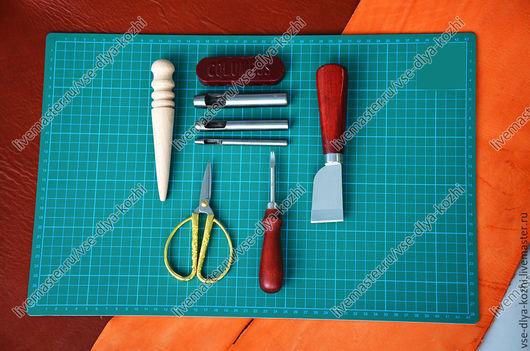 Другие виды рукоделия ручной работы. Ярмарка Мастеров - ручная работа. Купить Раскройный мат А3 (высокопрочный). Handmade. Зеленый