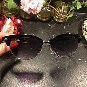 Винтаж handmade. Livemaster - original item Rayban glasses, original, Italy. Handmade.