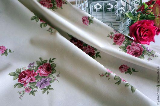 Шитье ручной работы. Ярмарка Мастеров - ручная работа. Купить Ткань хлопок  с покрытием TEFLON 130062-18. Handmade. ткани