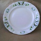 Винтаж handmade. Livemaster - original item 1930s. A great dish. konakovo.. Handmade.