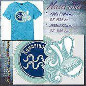 Материалы для творчества handmade. Livemaster - original item Zodiac sign Aquarius 1.. Handmade.