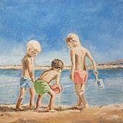 Для дома и интерьера handmade. Livemaster - original item The painting