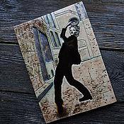 Картины и панно ручной работы. Ярмарка Мастеров - ручная работа Том Уэйтс (керамическое панно). Handmade.