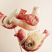 Куклы и игрушки ручной работы. Ярмарка Мастеров - ручная работа Птица счастья. Handmade.