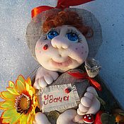Куклы и игрушки ручной работы. Ярмарка Мастеров - ручная работа Венички обережки. Handmade.