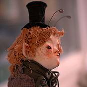 Куклы и игрушки ручной работы. Ярмарка Мастеров - ручная работа Мистер Мунк. Handmade.