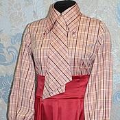 Одежда handmade. Livemaster - original item Blouse in vintage style