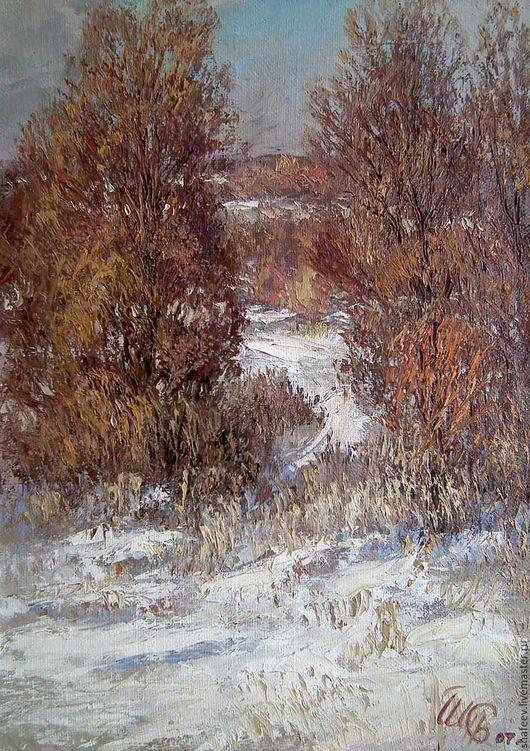 Зимний день `07 - полностью